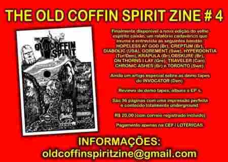 The Old Coffin Spirit Zine #4