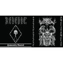 Black Witchery /Revenge - Holocaustic Death March To Humanity's Doom