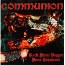 Communion - Black Metal Dagger Demo Rehearsal