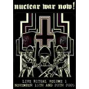 Nuclear War Now!  Vol 1DVD